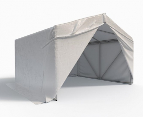Shelters and Utility Tents | Site-Pro W-Series Heavy Duty Tent